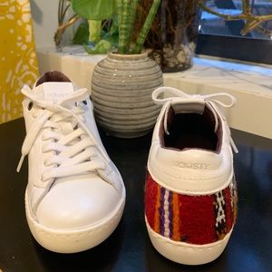 Howsty Zia Leather Sneakers